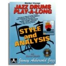 Steve Davis: Jazz Drums - Styles & Analysis: Aebersold Volume 54 Maiden Voyage
