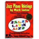 Mark Levine: Piano Voicings from Aebersold Volume 64 Salsa !