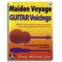 Mike Di Liddo: Guitar Voicings from Aebersold Volume 54 Maiden Voyage