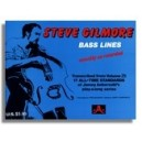 Steve Gilmore Bass Lines from Aebersold Volume 25 All time Standards