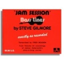 Steve Gilmore Bass Lines from Aebersold Volume 34 Jam Session