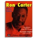Ron Carter Bass Lines from Aebersold Volume 15 Payin Dues