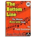 Todd Coolman: The Bottom Line - The Ultimate Bass Line Book