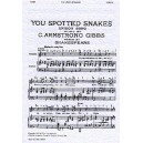 Armstrong Gibbs: You Spotted Snakes - Armstrong Gibbs, Cecil (Artist)