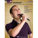 Pro Vocal Mens Edition Volume 53: Worship Favorites