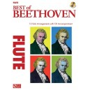 Instrumental Play-Along: The Best Of Beethoven - Flute