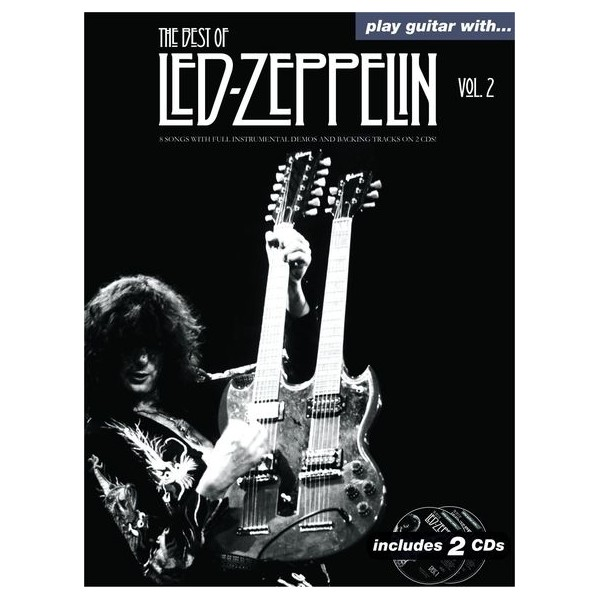 Play Guitar With... The Best Of Led Zeppelin - Volume 2