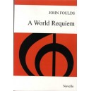 John Foulds: A World Requiem Op.60 (Vocal  Score) - Foulds, John (Composer)