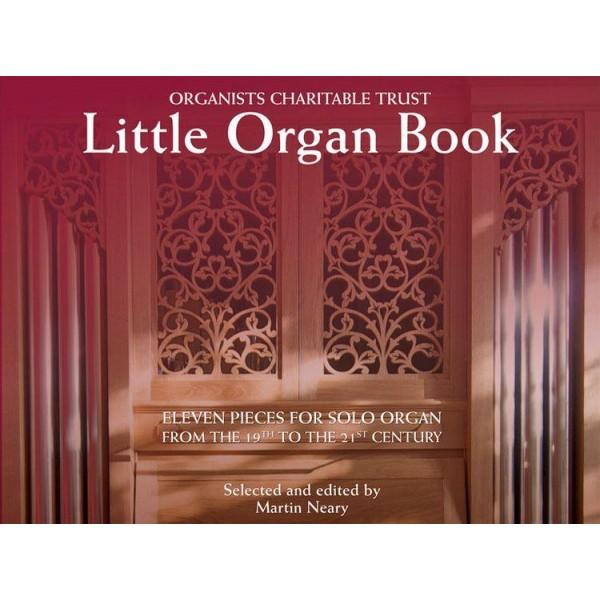 Organists Charitable Trust - Little Organ Book - 0