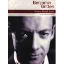 Benjamin Britten: Corpus Christi Carol - High Voice/Piano - Britten, Benjamin (Composer)