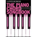Piano Chord Songbook: Love Songs