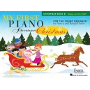 Faber Piano Adventures: My First Piano Adventure - Christmas (Book B - Steps On The Staff)