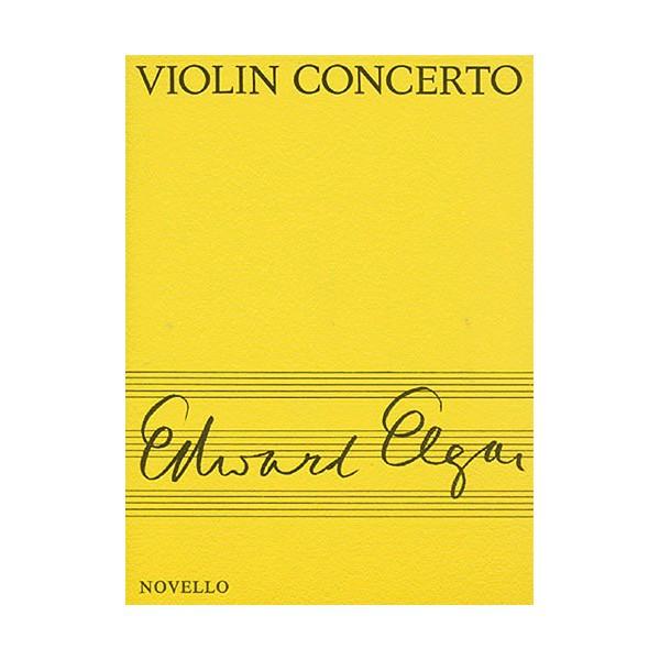 Edward Elgar:Violin Concerto (Study Score) - Elgar, Edward (Artist)