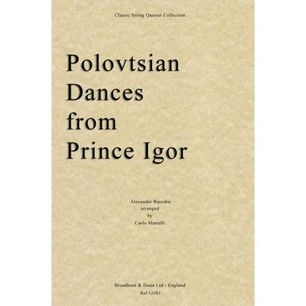 Borodin, A - Polovtsian Dances from Prince Igor