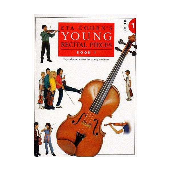 Eta Cohens Young Recital Pieces: Book 1 - Cohen, Eta (Author)