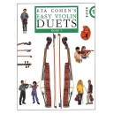 Eta Cohen - Easy Violin Duets Book 1