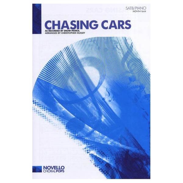 Snow Patrol: Chasing Cars - SATB/Piano - Snow Patrol (Artist)
