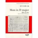 Dvorak, Antonin - Mass In D Major Op.86 (Vocal Score)