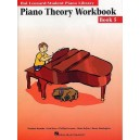 Hal Leonard Student Piano Library: Piano Theory Workbook Book 5
