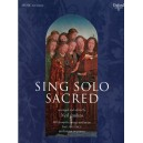 Sing Solo Sacred - Low Voice