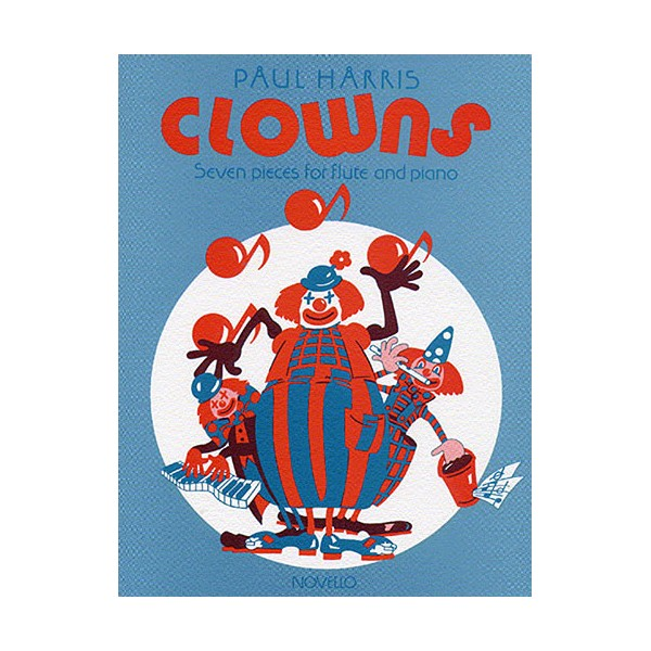 Paul Harris: Clowns - Harris, Paul (Composer)