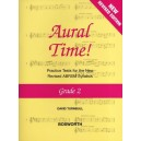 David Turnbull: Aural Time! - Grade 2 (ABRSM Syallabus From 2011) - Turnbull, David (Author)