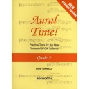 David Turnbull: Aural Time! - Grade 3 (ABRSM Syallabus From 2011) - Turnbull, David (Author)