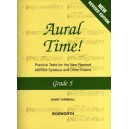 David Turnbull: Aural Time! - Grade 5 (ABRSM Syallabus From 2011) - Turnbull, David (Author)