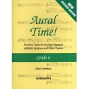 David Turnbull: Aural Time! - Grade 6 (ABRSM Syallabus From 2011) - Turnbull, David (Author)
