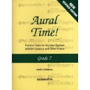 David Turnbull: Aural Time! - Grade 7 (ABRSM Syallabus From 2011) - Turnbull, David (Author)