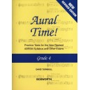 David Turnbull: Aural Time! - Grade 4 (ABRSM Syallabus From 2011) - Turnbull, David (Author)