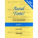 David Turnbull: Aural Time! - Grade 1 (ABRSM Syallabus From 2011) - Turnbull, David (Author)