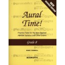 David Turnbull: Aural Time! - Grade 8 (ABRSM Syallabus From 2011) - Turnbull, David (Author)