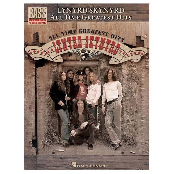 Lynyrd Skynyrd All Time Greatest Hits Bass Guitar