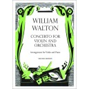 Violin Concerto - Walton, William