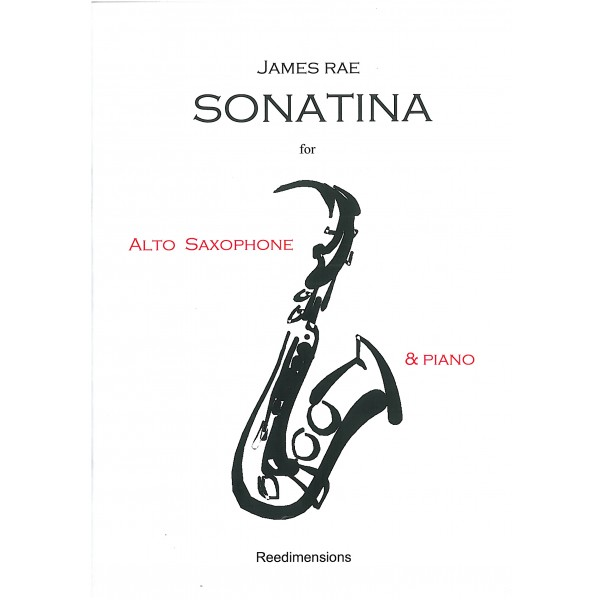 James Rae Sonatina for Alto Saxophone