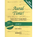 David Turnbull: Aural Time! - Grade 6 Book/CD (ABRSM Syllabus From 2011) - Turnbull, David (Author)