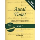 David Turnbull: Aural Time! - Grade 7 Book/CD (ABRSM Syllabus From 2011) - Turnbull, David (Author)