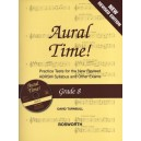 David Turnbull: Aural Time! - Grade 8 Book/CD (ABRSM Syllabus From 2011) - Turnbull, David (Author)