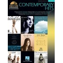 Piano Play-Along Volume 19: Contemporary Hits