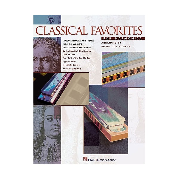Classical Favorites for Harmonica