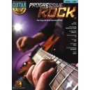 Progressive Rock Guitar Play-Along (Book/CD)