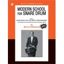 Modern School For Snare Drum, With A Guide Book For The Artist Percussionist