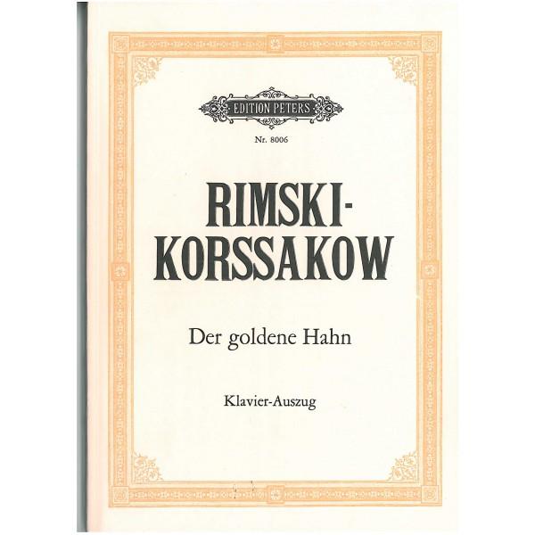 Rimsky-Korsakov, N - Golden Cockerel, The