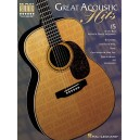 Great Acoustic Hits - E-Z Play Guitar