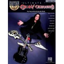 Guitar Play-Along Volume 64: Ultimate Ozzy Osbourne