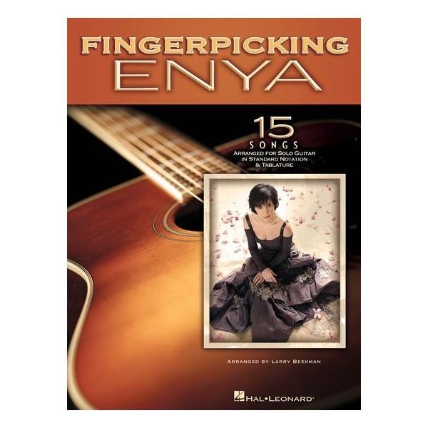 Fingerpicking Enya - 15 Songs For Solo Guitar