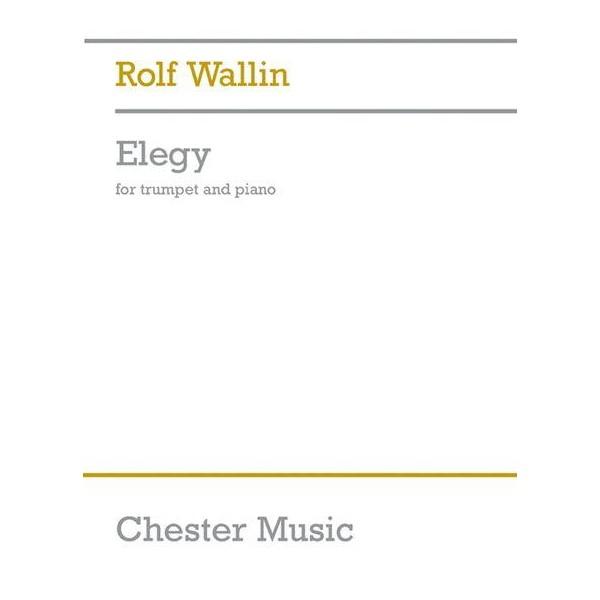 Rolf Wallin: Elegy - Wallin, Rolf (Composer)