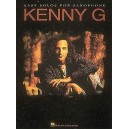 Kenny G: Easy Solos For Saxophone
