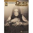 The Very Best Of Ozzy Osbourne: Guitar Signature Licks